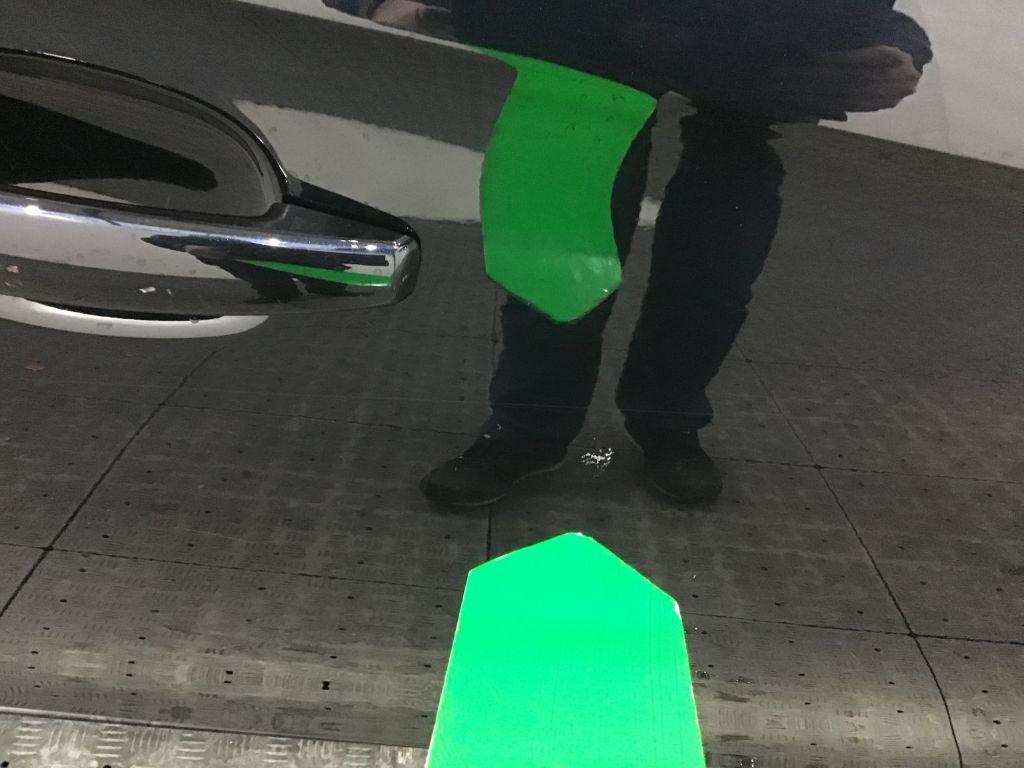 Porte avant droite
